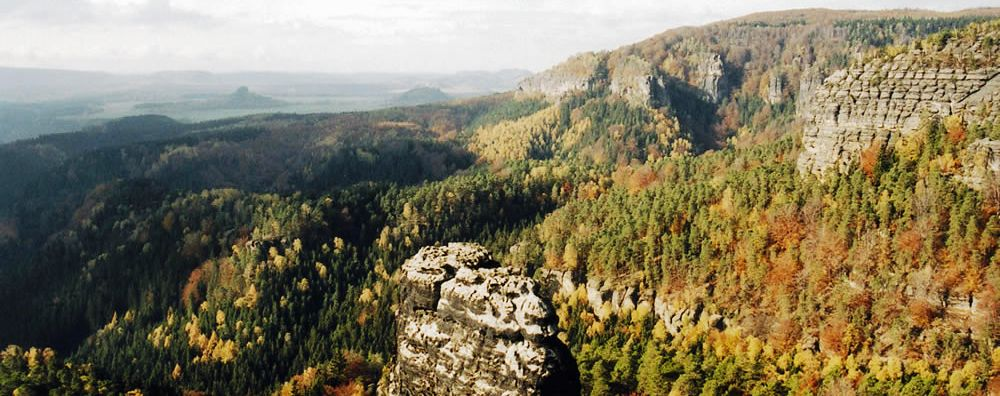 Bohemian-Saxon Switzerland